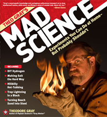 Mad Science Book Cover